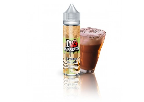 E-liquid I VG Cardamon Chai Latte 50 ml
