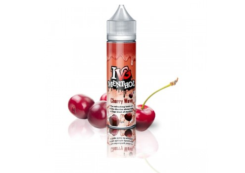E-liquid I VG Cherry Wave 50 ml