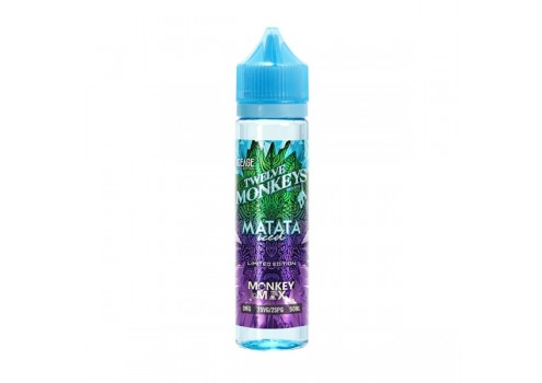 E-liquid Twelve Monkeys Matata Iced 50 ml
