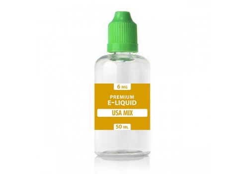 Usa Mix Premium e-liquid - 5x10ml