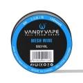 Vandy Vape SS316L MESH Wire ellenálláshuzal - 1,5 m