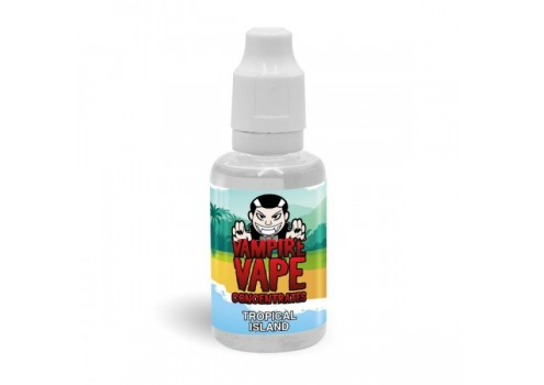 E-liquid Aroma Vampire Vape Tropical Island 30ml