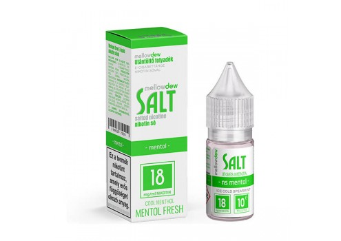 Mellow Dew Mentol Fresh – NicSalt 10ml