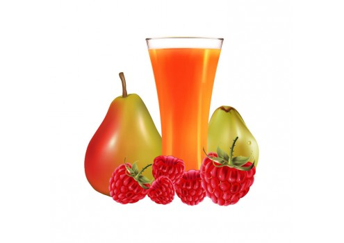 Pear Raspberry Juice - 10x10ml