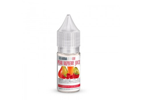 Mellow Dew aroma Pear Raspberry Juice 10 ml