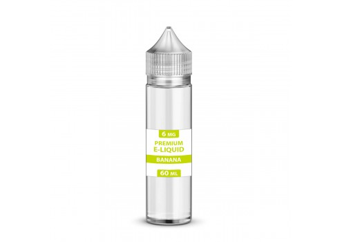 Banana Premium e-liquid 5x10 ml