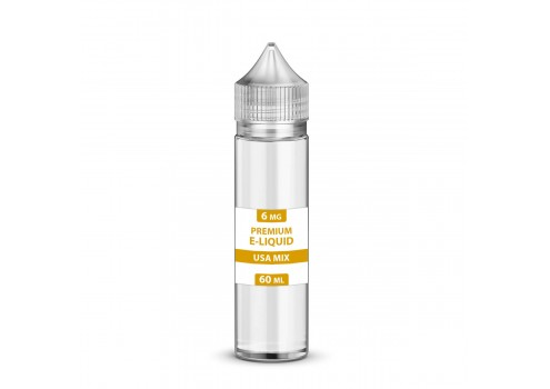 Usa Mix Premium e-liquid - 6x10ml