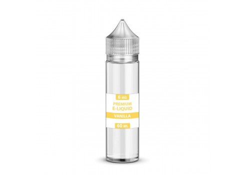 Vanilla Premium e-liquid - 6x10ml