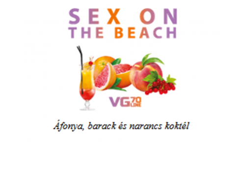 Sex On The Beach - 3x10ml