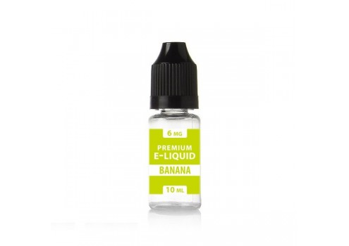 Banana Premium e-liquid - 10ml